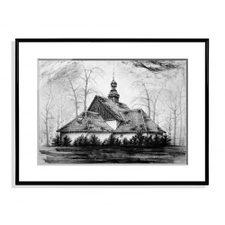 Rysunek, Kościół